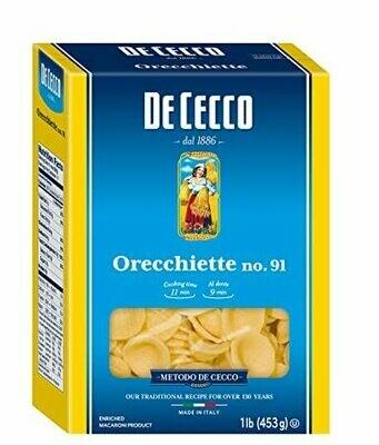 * DeCecco Orecchiette 1 Pound