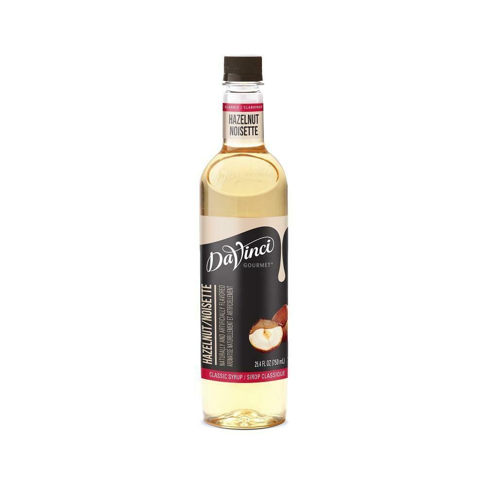 * DaVinci Gourmet Hazelnut Syrup 750 Ml