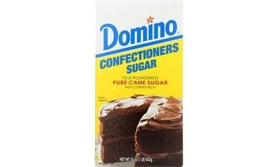 * Domino 10X Confectioners Sugar 1 Pound