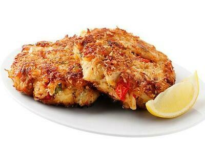 * Frozen Ms Sally'S Crabcakes 108-3 Ounces Pieces Per Box