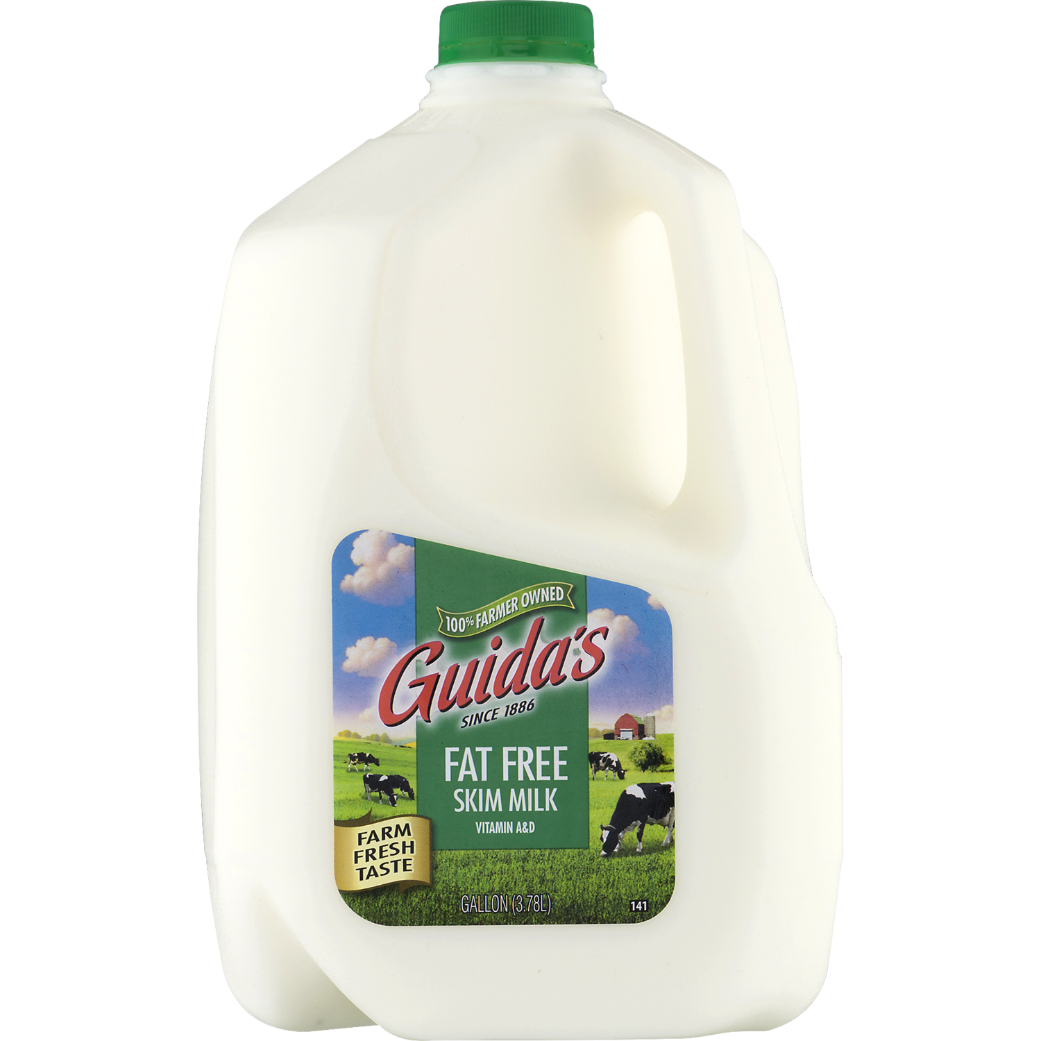 * Guida Skim Milk Gallon