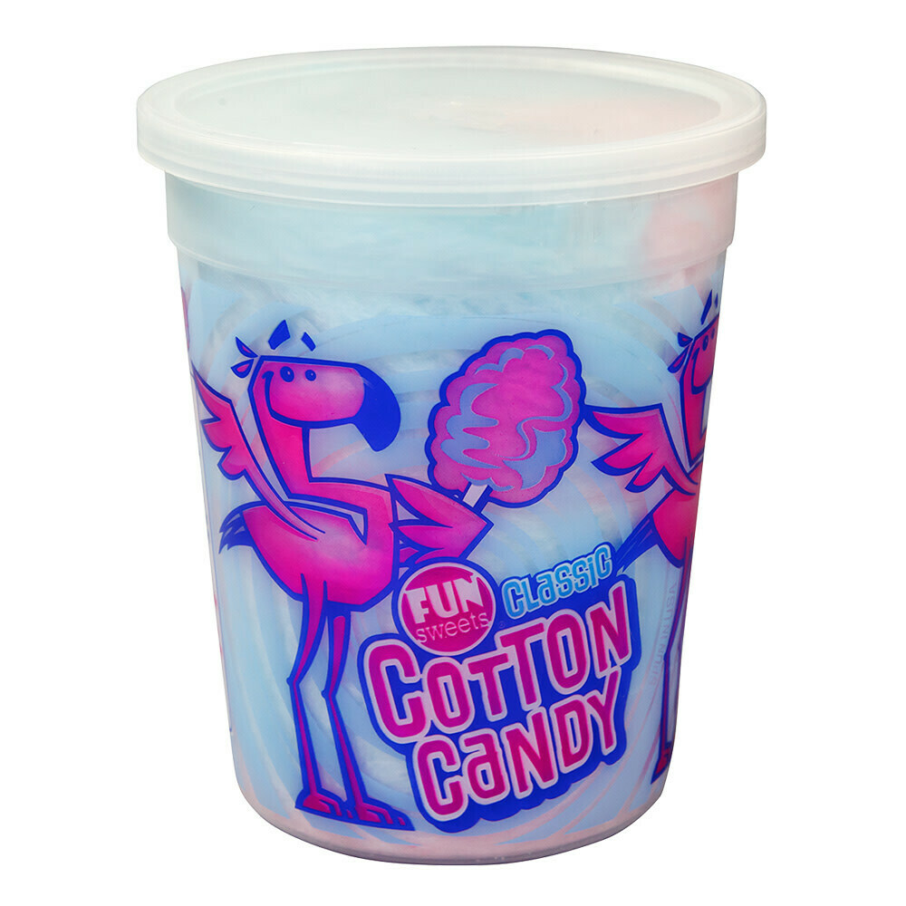 * Fun Sweet Classic Cotton Candy 2 Ounces