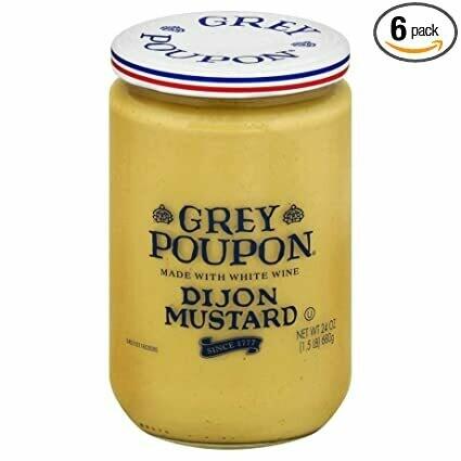 * Grey Poupon Dijon Mustard 24 Ounces