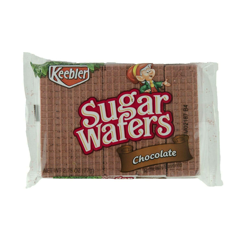 * Keebler Chocolate Sugar Wafer 12-2.75 Ounces