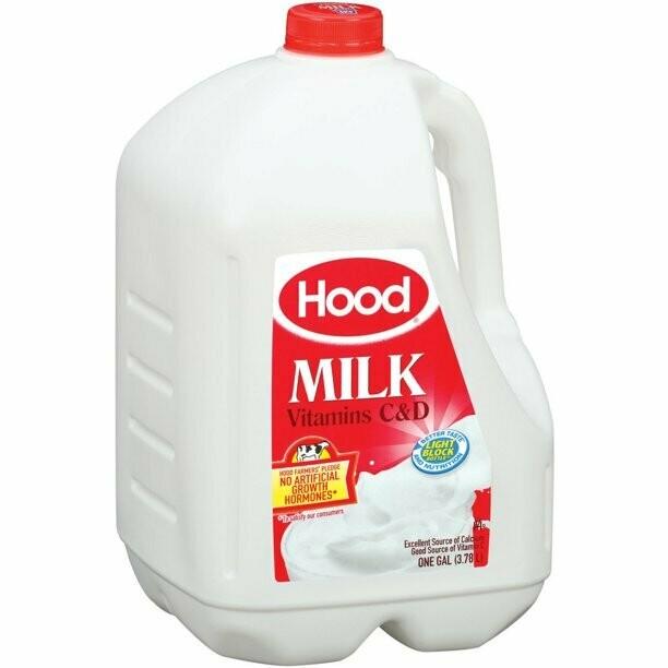 * Hood Whole Milk 1 Gallon