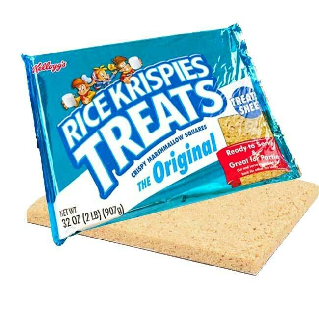 * Kellogg's Rice Krispies Treats Sheet 32 Ounces