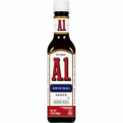 * Kraft A1 Steak Sauce 10 Ounces Bottles