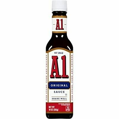 * Kraft A1 Steak Sauce 10 Ounces Bottles