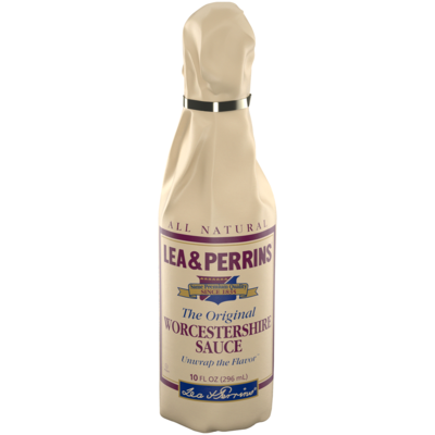 * Lea & Perrin's Worcestershire Sauce 10 Ounce Bottles