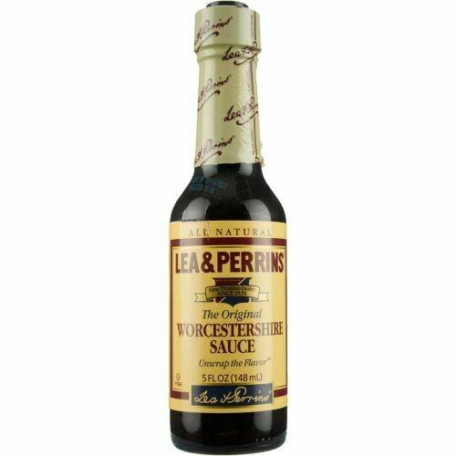 * Lea & Perrin's Worcestershire Sauce 5 Ounces Bottles
