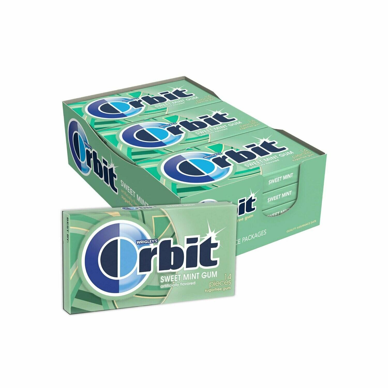 * Orbit Sweetmint Gum 12 Count