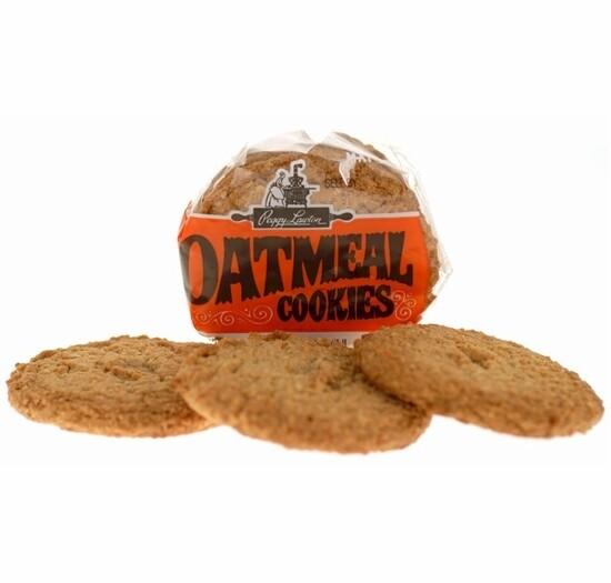 * Peggy Lawton Oatmeal Cookies 12-1.75 Ounces Pack