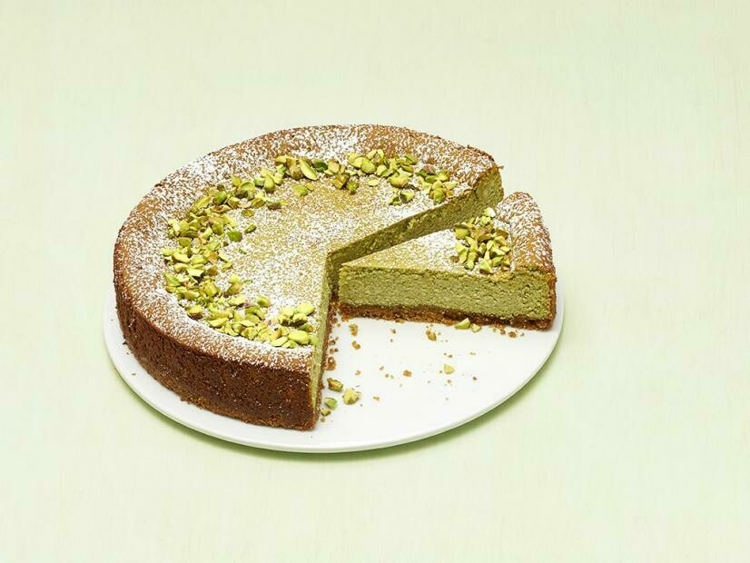 * Soledo Pistachio Ricotta Cheesecake 12 Slices