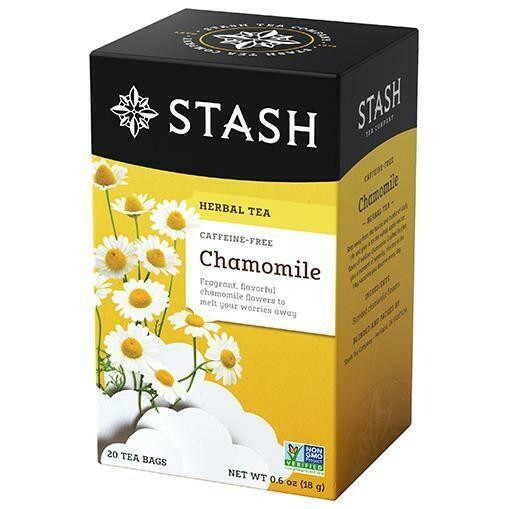 * Stash Chamomile Tea 30 Count