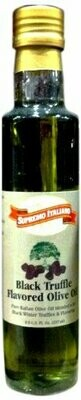 * Supremo Italiano Black Truffle Oil 8 Ounces