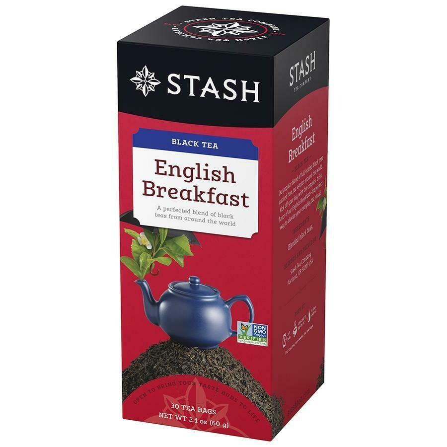 * Stash English Breakfast Tea 30 Count