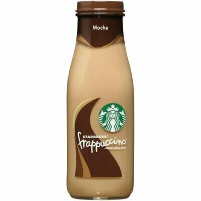 * Starbucks Frappuccino Mocha 12-13.7 Ounces