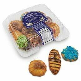 * Ruggero's Bake Shop Fancy Assorted Cookies 14 Ounces Pack