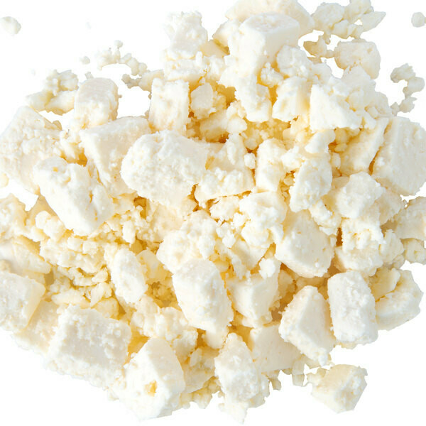 * Traditional Feta Cheese Crumbles 5 Pounds