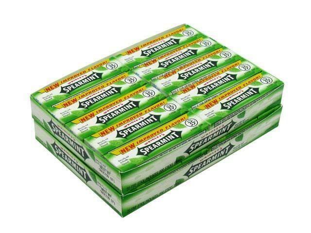 * Wrigley's Doublemint Gum 40-5 Stick Packs
