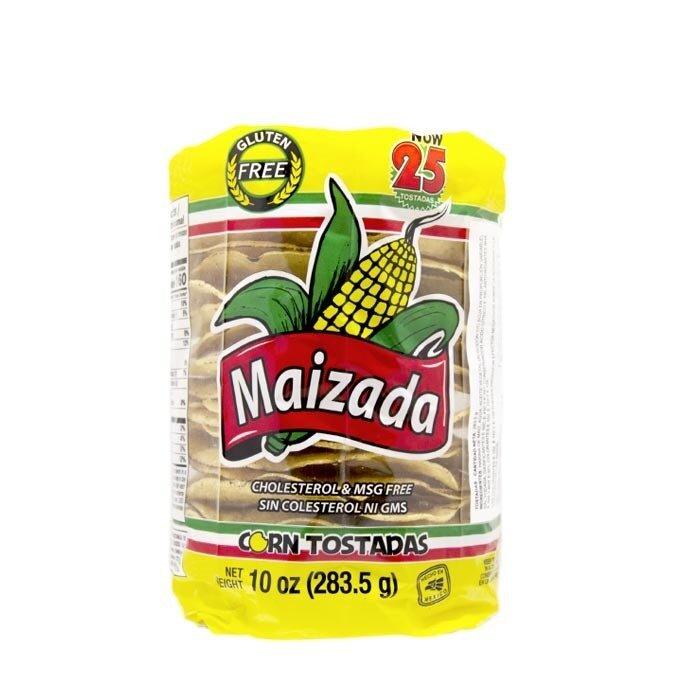 * Maizada Tostada 10 Ounces