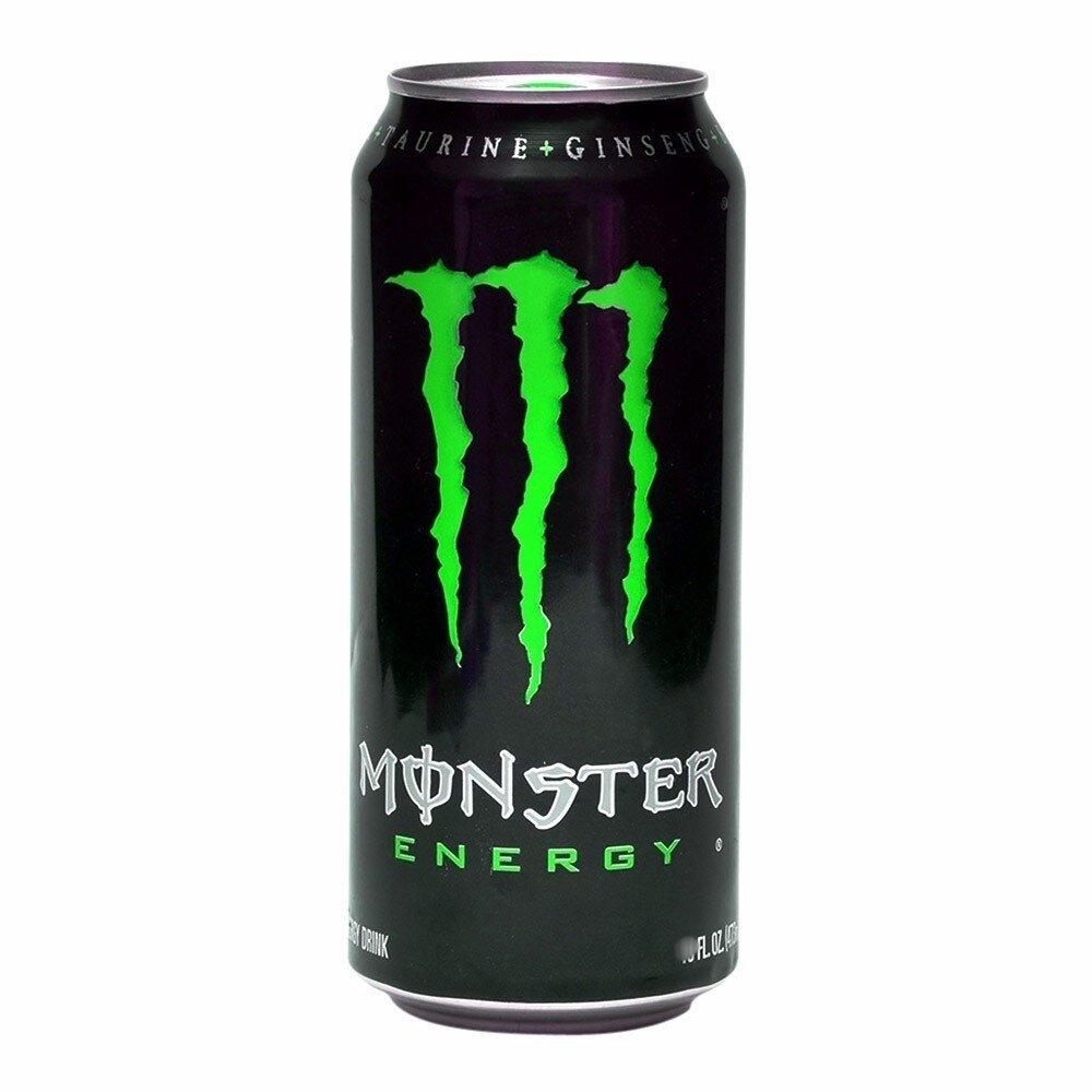 Monster Energy Drink 16 Ounces