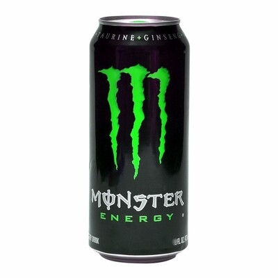 Monster Energy Drink 16 Ounces
