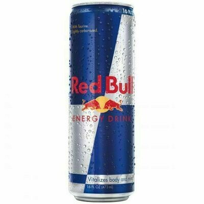 Red Bull Energy Drink 16 Ounces
