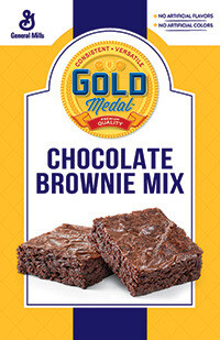 * General Mills Chocolate Brownie Mix 5 Pounds