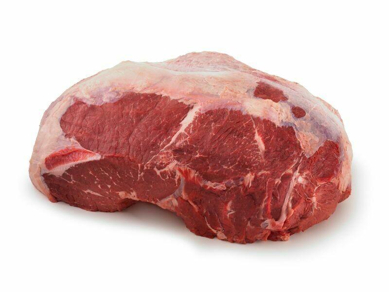 * American Lamb Top Round Average Unit 2 Pounds