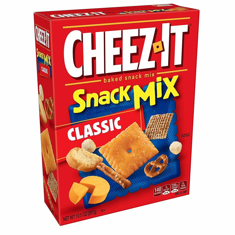 * Cheez-It Party Mix 3 Pounds