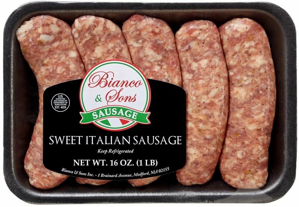 * Bianco Sweet Italian Bbq Sausage Links