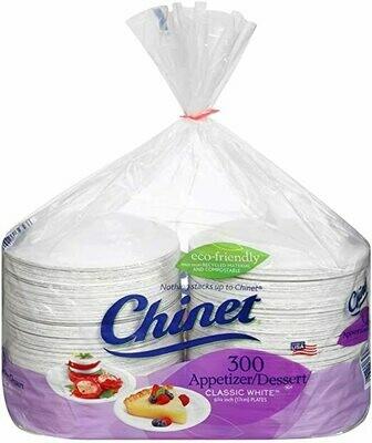 * Chinet Classic White 6 3-4