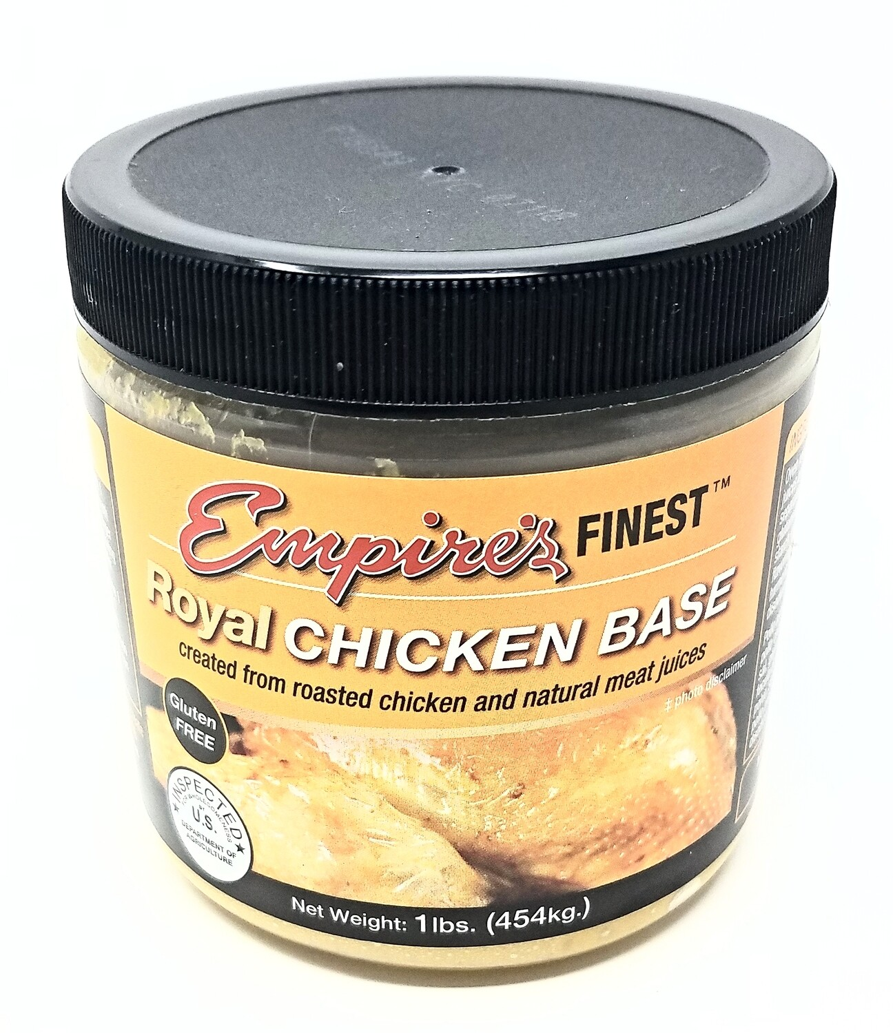 * Empire No MSG Added Chicken Soup Base (Paste) 1 Pound