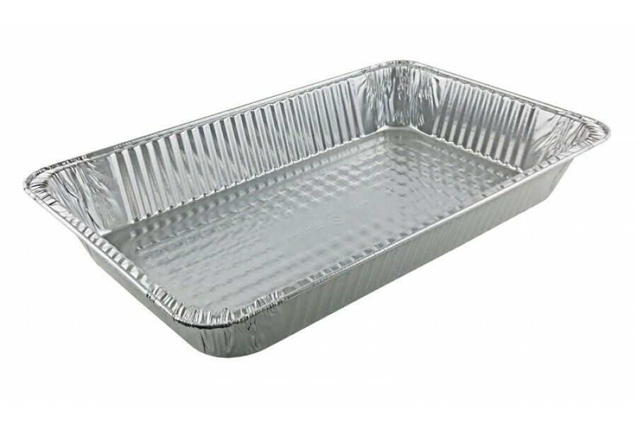 * Handi-Foil Full Size Shallow Steam Table Foil Pans 10 Count