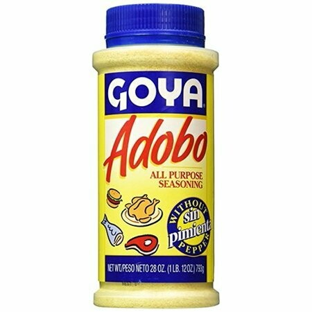 * Goya Adobo Without Pepper 28 Ounces Jar