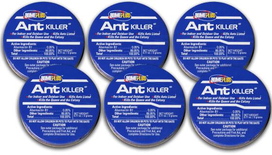 * Homeplus Ant Killers 6 Pack