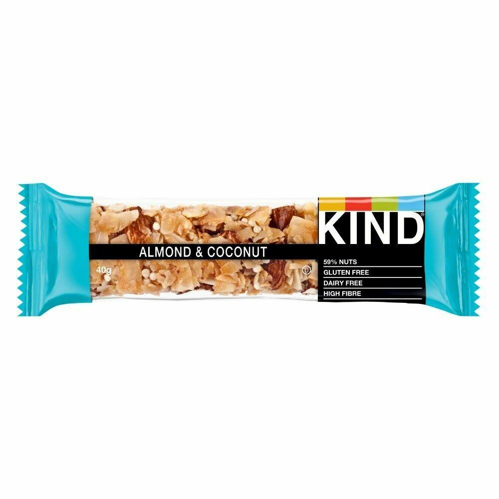 * Kind Almond & Coconut Bars 12-1.4 Ounces