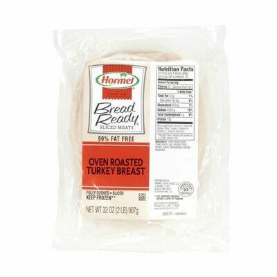 * Hormel Sliced Turkey Breast 2 Pounds