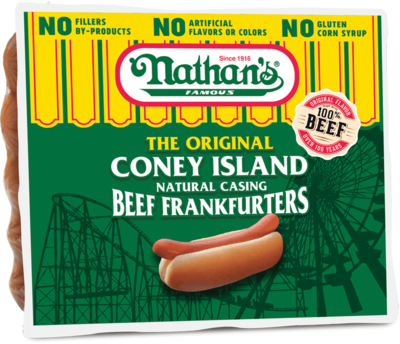 * Nathan's Famous 10-1 6