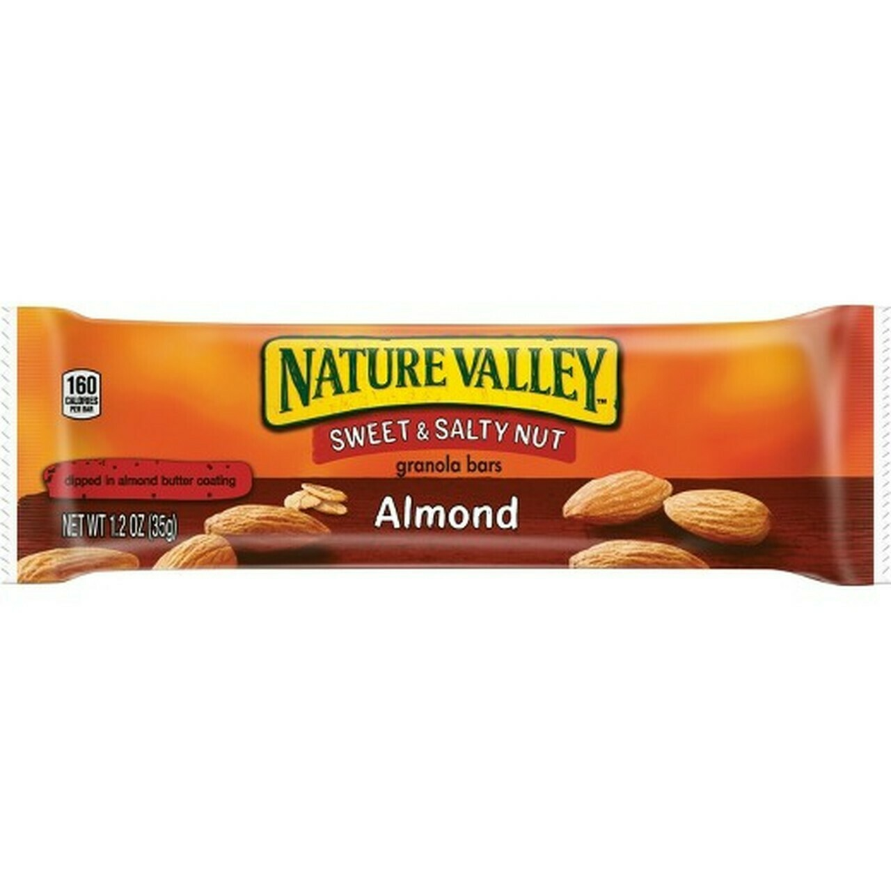 * Nature Valley Almond Sweet & Salty Bar 1.2 Ounces