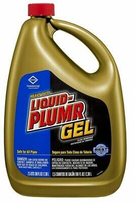 * Liquid-Plumr Heavy Duty Clog Remover 80 Ounces