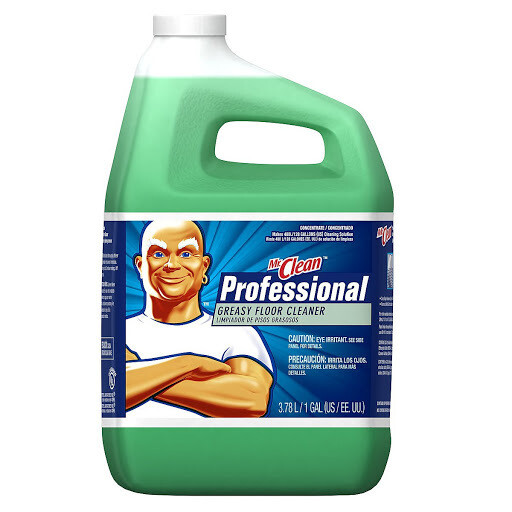 * Mr. Clean Professional Greasy Floor Cleaner 1 Gallon