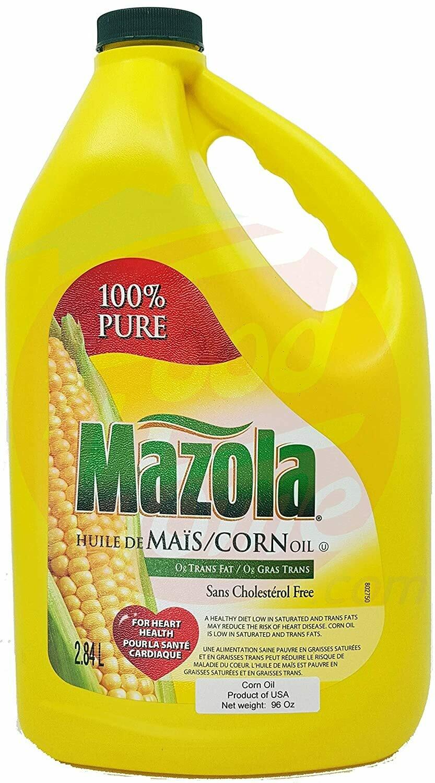 * Mazola Corn Oil 96 Ounces