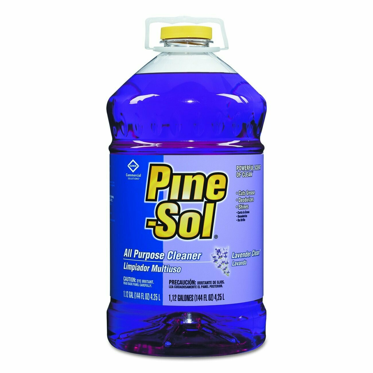 * Pine-Sol All Purpose Cleaner Lavender Clean 144 Ounces Bottle