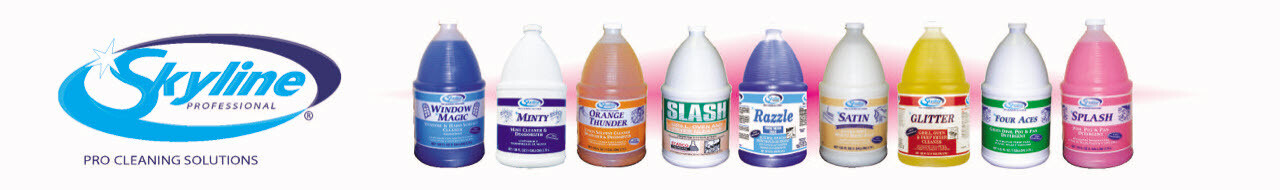* Skyline Primaroso Lavender Cleaner Gallon