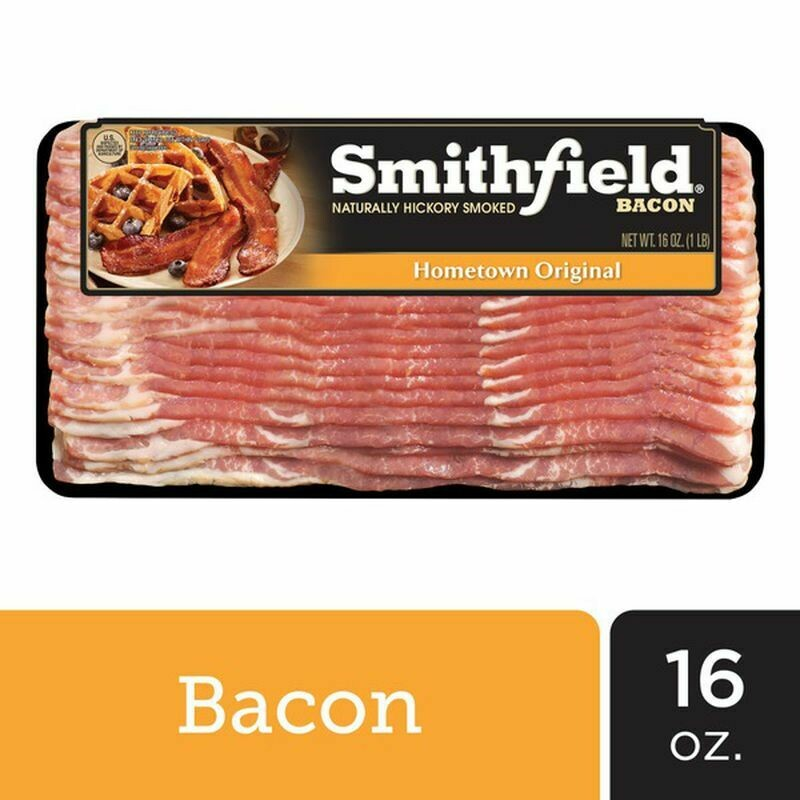 * Smithfield Sliced Bacon 1 Pound