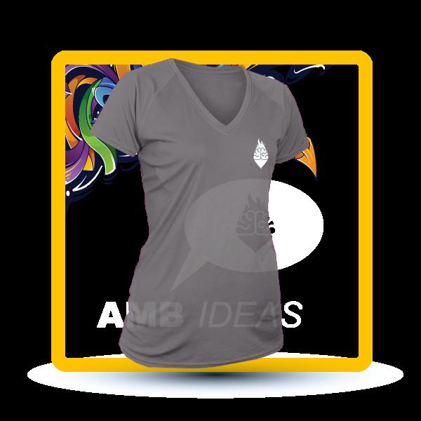 Camisa Cuello V