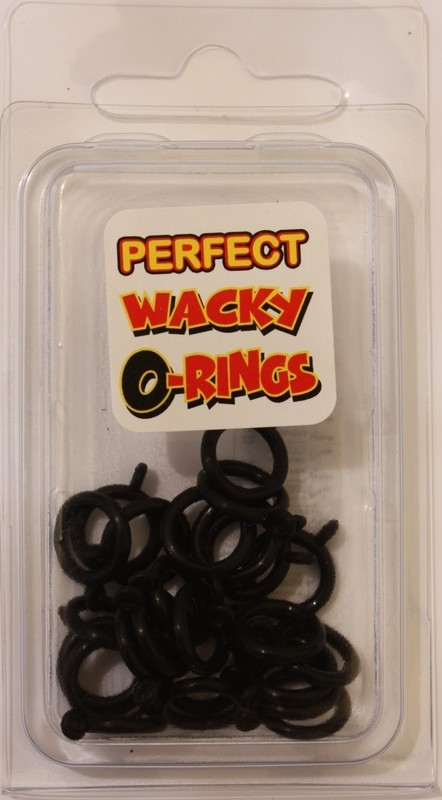 Perfect O'Ring 5 Inch Refill - Black