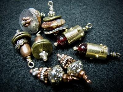 Mixed Metal Beads